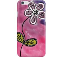 FLOwER FUN 10 iPhone Case/Skin