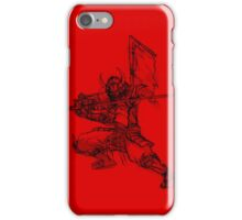 Yoshimitsu case 1 iPhone Case/Skin