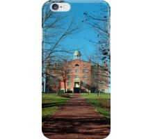 Lutheran Theological Seminary iPhone Case/Skin
