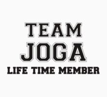 Team JOGA, life time member by cynthiav