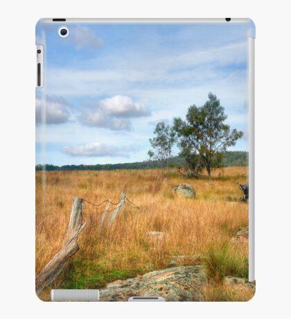 Rustic Rurality ~ iPad cover iPad Case/Skin