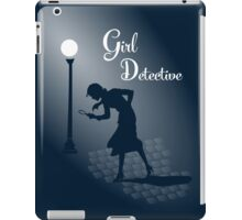 Girl Detective iPad iPad Case/Skin