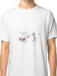 Sticky Figures: Malled! Classic T-Shirt