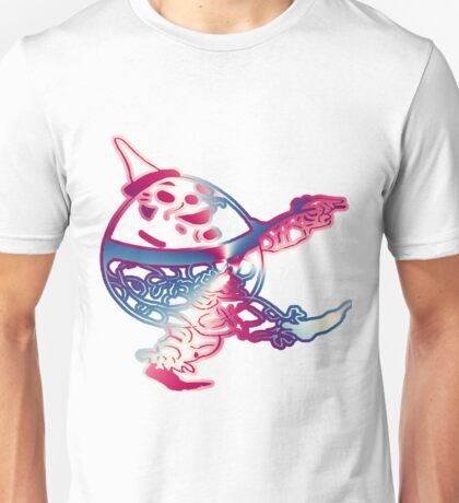 Dancing Egg Unisex T-Shirt