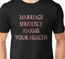 marriage Unisex T-Shirt