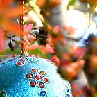 Christmas Bush Bauble by Michelle Ricketts