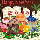 2014 Calendar food and drinks by aldona