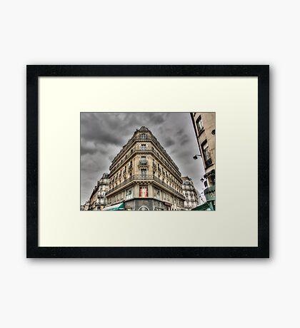 Architecture - Paris Framed Print