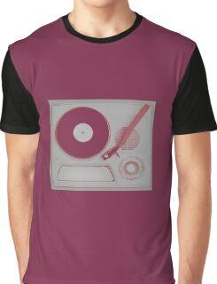 Jazz Sound Graphic T-Shirt