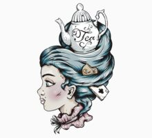 Teapot Lady by Creep Heart