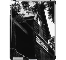 Old Salt Quay Pub in Rotherhithe #2 iPad Case/Skin