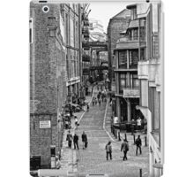 Old London Street iPad Case/Skin