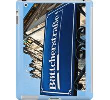 Bottcherstrasse - Bremen iPad Case/Skin