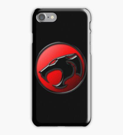 Thundercats Logo iPhone Case/Skin