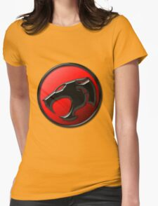Thundercats Logo Womens Fitted T-Shirt