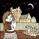 Claires Companions (Crathes) by Anita Inverarity