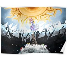 OUTER CANVAS Poster