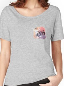 taylor swift 1989 watercolor  Women's Relaxed Fit T-Shirt