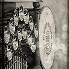 Light and Sound: Fairground Organ by Sarah Thompson-Akers