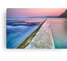 Merewether Colours Canvas Print
