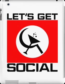 Let's Get Social by Jim Tee