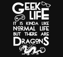 Geek Life Kids Clothes