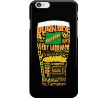 Portland Breweries iPhone Case/Skin
