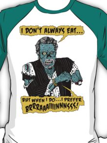 A very interesting Zombie T-Shirt