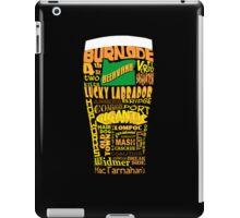 Portland Breweries iPad Case/Skin