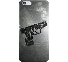 Happiness (Bang Bang Shoot Shoot) iPhone Case/Skin