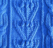 Aran knit by knititude