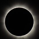 Eclipse - Cairns 2012, Inner Corona by Wayne England
