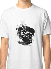 Terrance Mckenna Head Ohm Explosion Classic T-Shirt