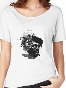 Terrance Mckenna Head Ohm Explosion Women's Relaxed Fit T-Shirt