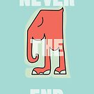 never the end  by annimo