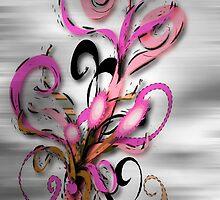 Magic Flowers © by Dawn M. Becker
