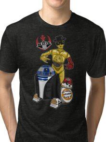 Beastie Bots Tri-blend T-Shirt