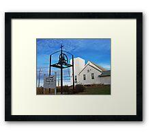 Germantown Presbyterian Church Framed Print