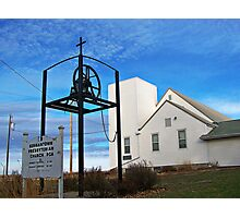 Germantown Presbyterian Church Photographic Print