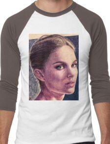 Natalie Portman Men's Baseball ¾ T-Shirt