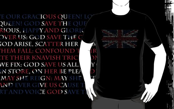 God Save the Queen by ofthebaltic