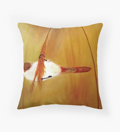 Must Lose Weight! Throw Pillow