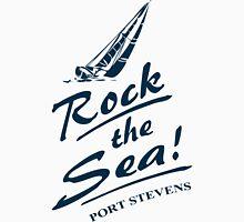 Rock the sea - Sailingboat Unisex T-Shirt