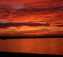 Fourth of July Sunset 2 by Mulli5