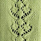 """""""Four Sisters"""" knitted lace by knititude"""