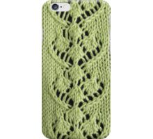"""Four Sisters"" knitted lace iPhone Case/Skin"