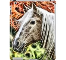 Wild nature - horse #4 iPad Case/Skin