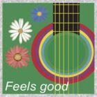 Guitar feel good by nnerce