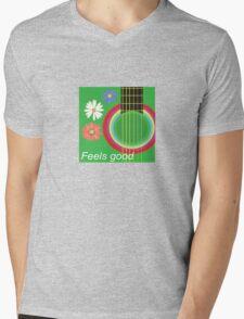 Guitar feel good Mens V-Neck T-Shirt