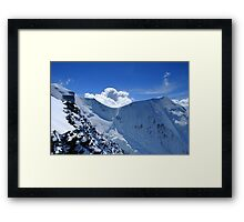 1000 Meters to Graceland Framed Print